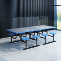 PORTABLE DIVIDER WALL | SNEEZE GUARD OFFICE TABLE DIVIDERS