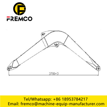 22m Super Long Reach Arm for Excavators