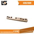 De Buena Calidad Proveedor de piezas de mecanizado CNC de latón de alta precisión