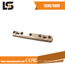 Good Quality High Precision Brass CNC Machining Parts Supplier