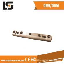 Хорошее качество высокая точность CNC латуни подвергая механической обработке Поставщик