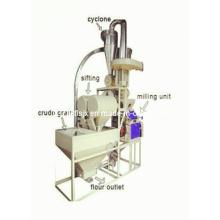 Kleine Maisfräsmaschine, Mais / Weizen / Sorghum Mehl Mühle Maschine