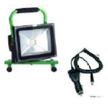 Портативный светодиодный Прожектор ac85-265В 10W СИД Перезаряжаемые Прожектор