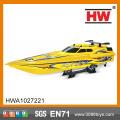 1/4 4CH RC PVC Suction Plastic Child Boat