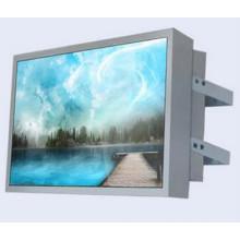 32/47/55/65 pulgadas de máquina de anunciante LCD para exteriores montada en la pared