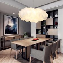 Suspension nuage chambre salon intérieur