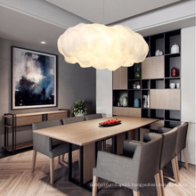 Indoor living room bedroom cloud pendant light