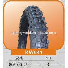 "pneus de Chine traversent 90/90-19"""