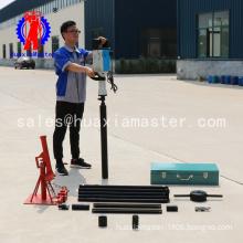 huaxiamster QTZ-3D electric soil sampling drilling rig/borehole drilling equipment