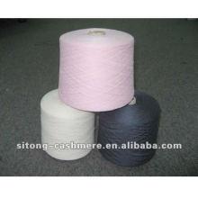 cashmere/silk blend yarn