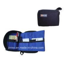 Faltbare kleine Werkzeugtasche mit Reißverschluss