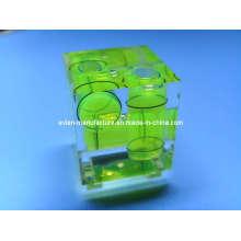 3-Achsen-Kamera-Level-Durchstechflasche für SLR-Kameras