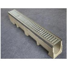 Hochleistungs-Grabenrahmen und Pressschlitz-Abflussgitter