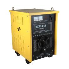Сварочная машина Трансформатор переменного / постоянного тока MMA (ZXE1-315)