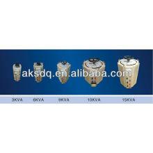 TDGC2 / TSGC2 Управляемый двигателем однофазный / трехфазный регулятор напряжения
