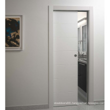 Attractive Design Interior White MDF Doors for Villa, Hotel