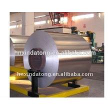 papel de aluminio hidrófilo para aire acondicionado