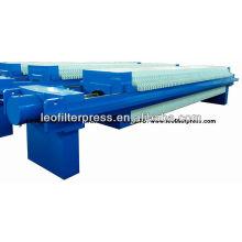 Presse-filtre d'argile de presse de filtre de Leo, presse-filtre d'industrie d'usine d'argile