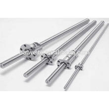 SFU1610 for CNC Machined rolled thread precision ball screws with copper Nut