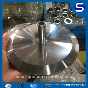 sanitary end cap with female NPT