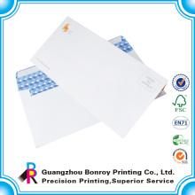 Изготовленный на заказ дешевый напечатанный бумаги #14 бизнес конверт
