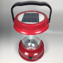 Wholesales Ebst-D01A Portable LED Solar Camping Lantern with Mobile Charger