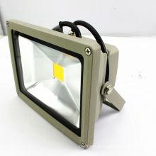 Projector de iluminação LED de exterior 20W, TUV GS, SAA, ErP, CE, ROHS