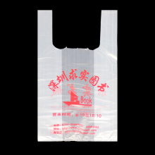 Plastic T Shirt Bag Carrying Handle