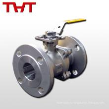 ДСП Ду40 Ру16 Фланцевый ручной рычаг вакуумный клапан
