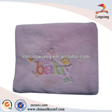 Wholesale Organic Cotton Baby Blanket Embroidery Patterns