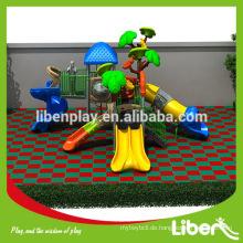 Günstige Outdoor-Kinder Spielplatz Ausrüstung für CANADA Garten verwenden