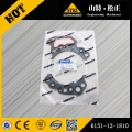 PC400-7 GASKET 6151-12-1810