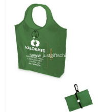 Promotional Polyester Folding Shopping Tote