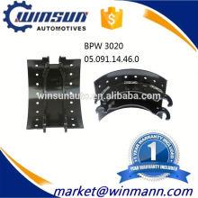 BPW 3020 Brake Shoe 05.091.14.46.0