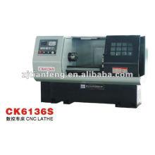ZHAO SHAN CK6136S machine de tour machine CNC machine bonne qualité