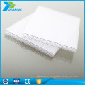 Best price bulletproof double wall plastic prismatic polycarbonate roof flooring sheets