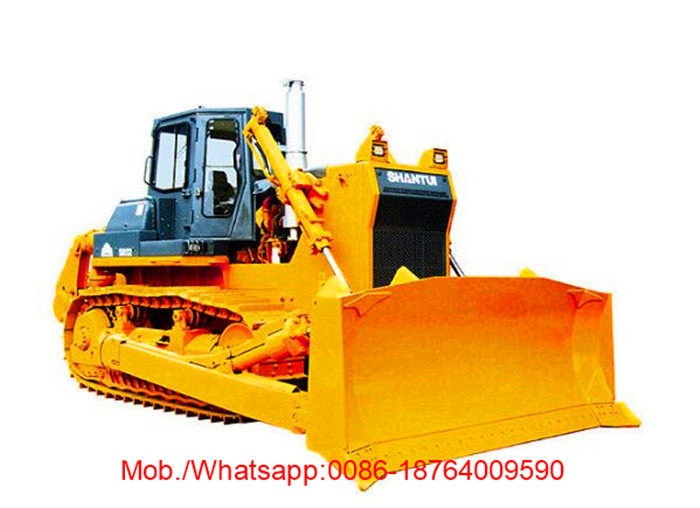 Shantui Bulldozer with CUMMINS Engine
