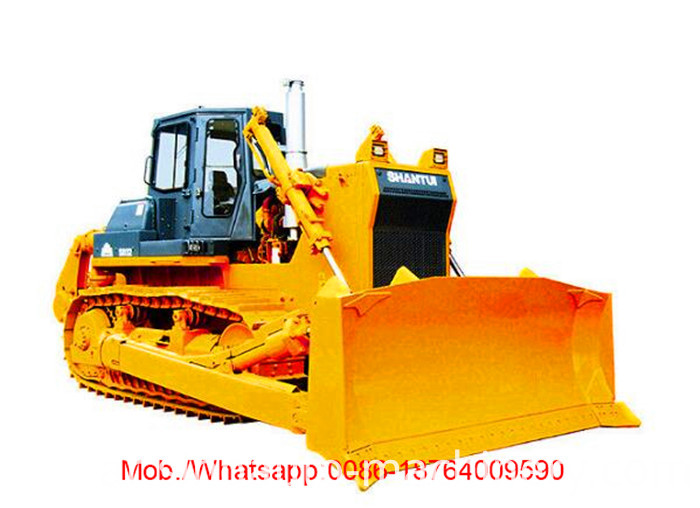 Shantui Bulldozer With Ripper