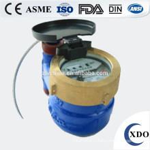 Фотоэлектрический прямого чтения дистанционного управления расходомер воды