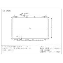 Autokühler für Honda Civic 1.5′ 12-MT