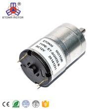 ETONM 32мм 3В сокращение постоянного тока редукторный Двигатель