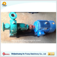Pulp pump for paper pulp mill plant