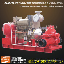 Horizontal Centrifugal Pump, High Flow Water Pump, Double Suction Volute Centrifugal Pump Housing