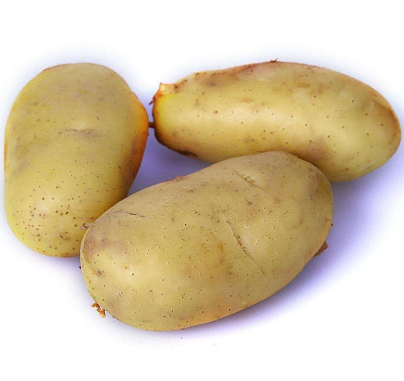 Healthy Organic Potatoes