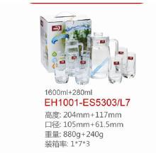 Glas Wasserkocher Set Dg-1380