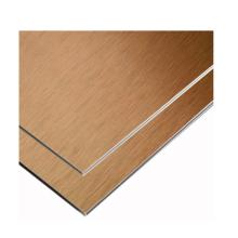 Brush Aluminium Composite Panels