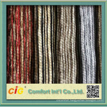 2016 Latest Woven Colorful Chenille Sofa Fabric