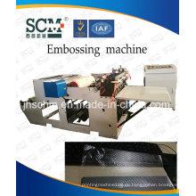 PVC-Karten-Embosser-Maschine, Plastikfolie-Faltenmaschine