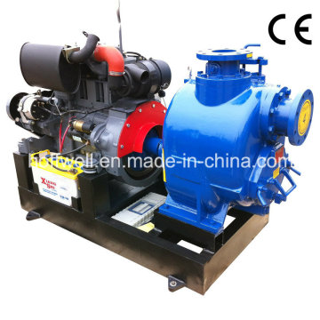 T Series Block Self-priming Trash Water Centrifugal Pump