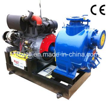 T Series Block Self-priming Trash Water Centrifugal Pump
